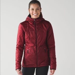 Lululemon layer up Jacket
